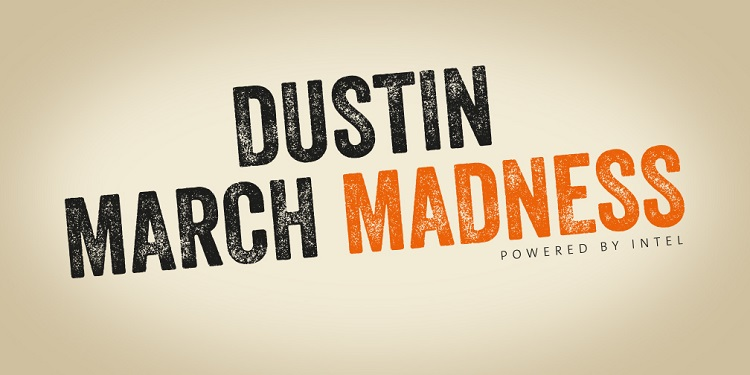 dustin march madness 2015