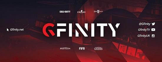 Gfinity Masters, CSGO-turnering med en prissumma på $50 000 [20-22 Mars]