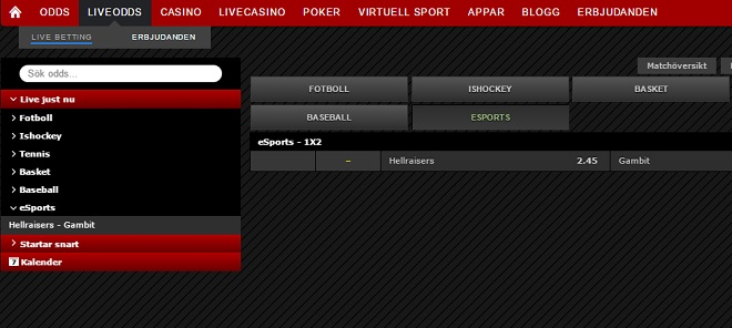 livebetting betsafe