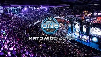 Betta på ESL One Katowice 2015 (CSGO)