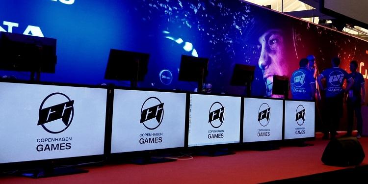 Copenhagen Games med CSGO-turnering 2-4 April [CSGO]