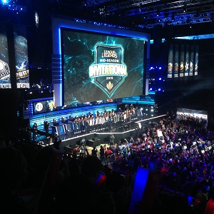 League of Legends 2015 MSI i full gång!
