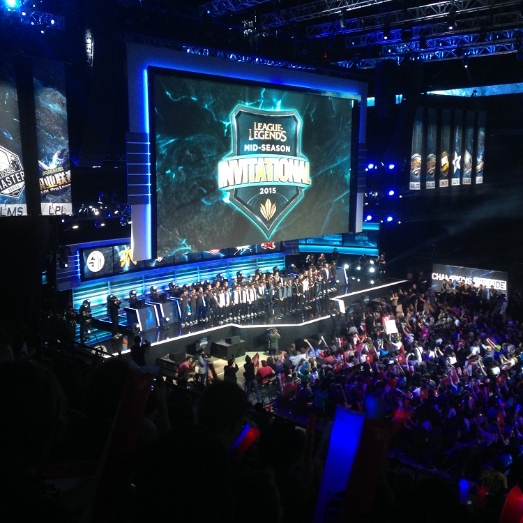 League of Legends 2015 MSI