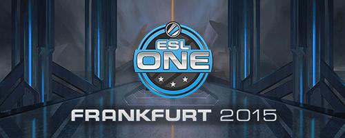 ESL One Frankfurt 20-21 Juni [Dota 2]