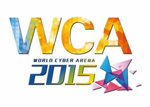 WCA (World Cyber Arena) 2015, 17-21 december
