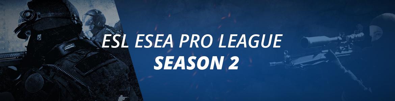 Dags för finalen av ESL ESEA Pro League säsong 2, 10-13 december