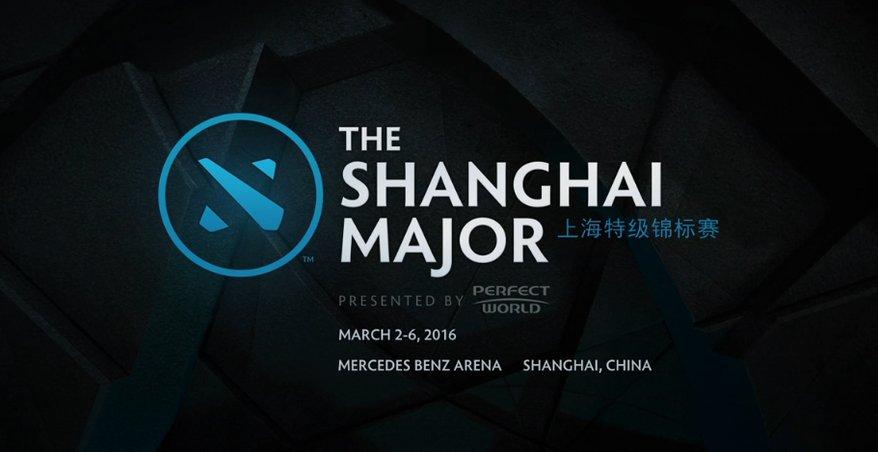 Dota 2 Shanghai Major Betting