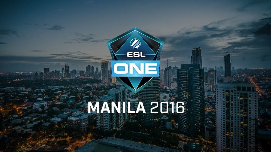 ESL One Manila 2016 Betting