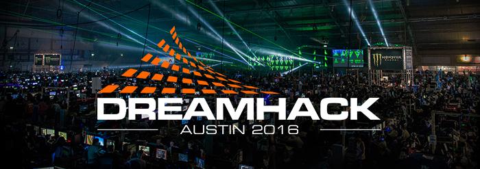DreamHack Austin 2016 – första DH-eventet i USA någonsin!