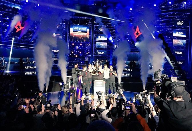 Astralis vinnare av IEM Katowice 2017
