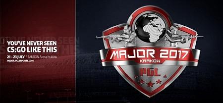 Nästa Major Hålls i Krakow – Arrangeras av PGL