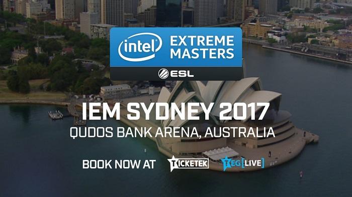 IEM Sydney 2017 – Speltips & Odds Inför Turneringen