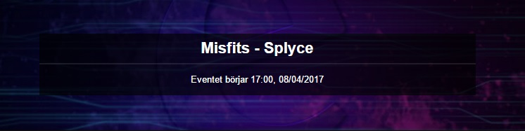 lcs spring split - misfits vs splyce