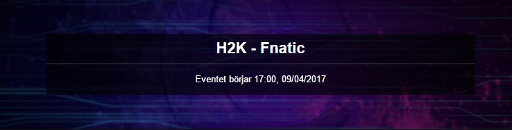 h2k vs fnatic - lcs playoffs 2017