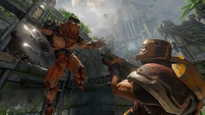1 Miljon Dollar på Spel i Världsmästerskap i Quake Champions