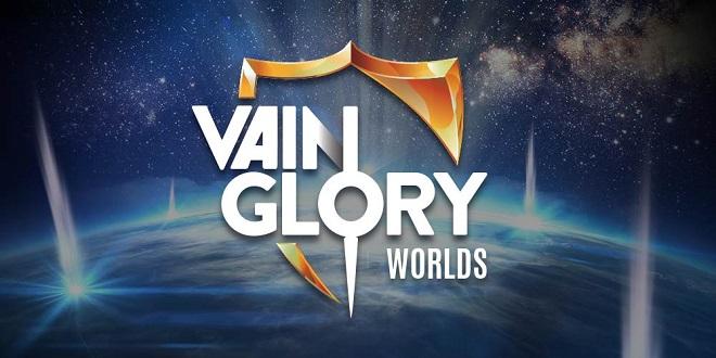 Miljonturnering i mobilspelet Vainglory i Singapore