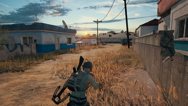 playerunknown's battlegrounds bild