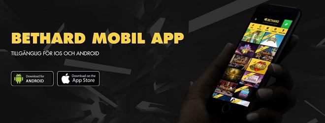 mobil app bethard