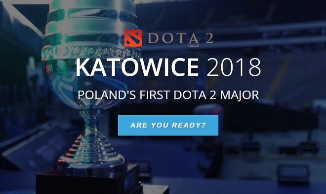 Betting guide till ESL One Katowice 2018