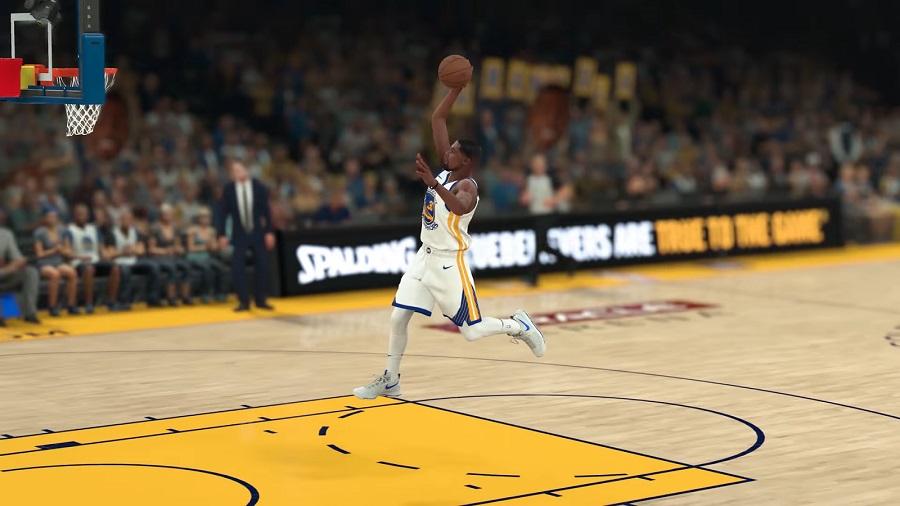 nba2k gameplay bild