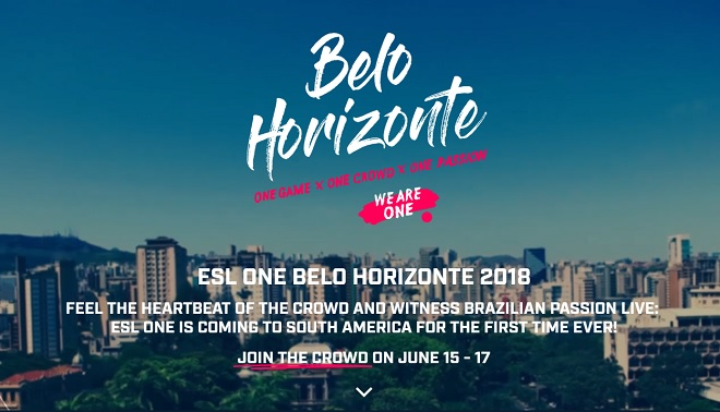 esl one belo horizonte 2018 bettingsidor