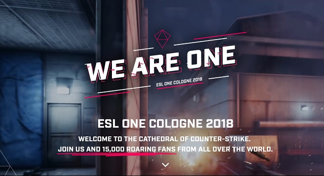 esl one cologne 2018 betting sidor