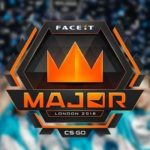 faceit major 2018 huvudkval