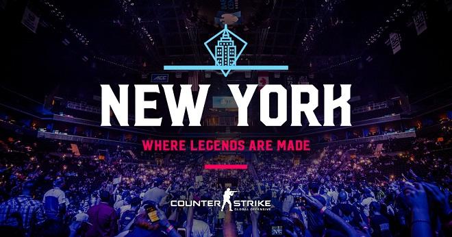ESL One New York 2018