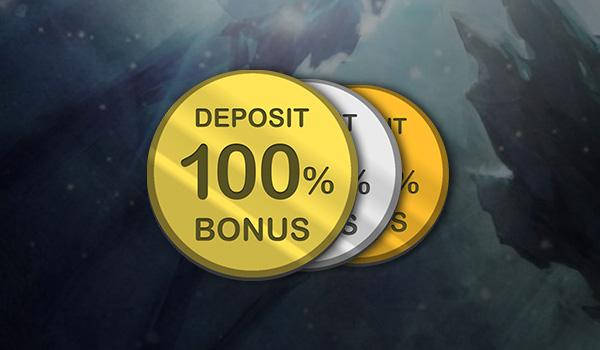 Trippel bonus: Måndagen den 8 oktober
