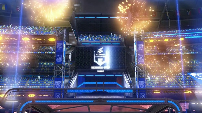 eleague cup rocket league 2018