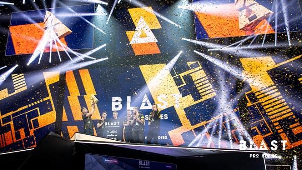 Na'Vi vinner BLAST Pro Series Köpenhamn 2018