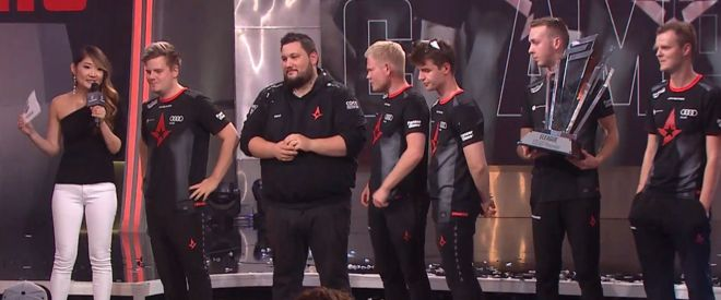 Unibet formar partnerskap med danska esportklubben Astralis