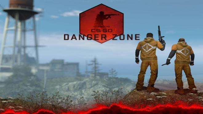 Valve satsar på Battle Royale med nya CS:GO Danger Zone