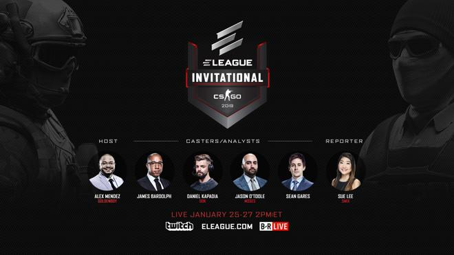 ELEAGUE CS:GO Invitational 2019