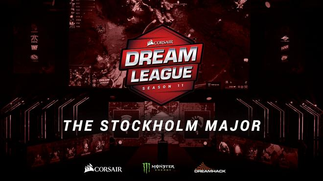 dreamleague stockholm major 2019