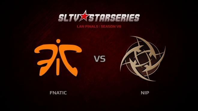 Fnatic vs NiP