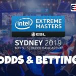 IEM Sydney 2019 odds och betting