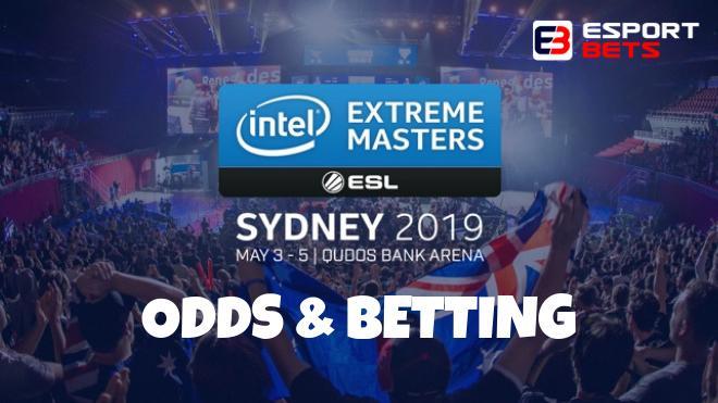 IEM Sydney 2019 odds och betting