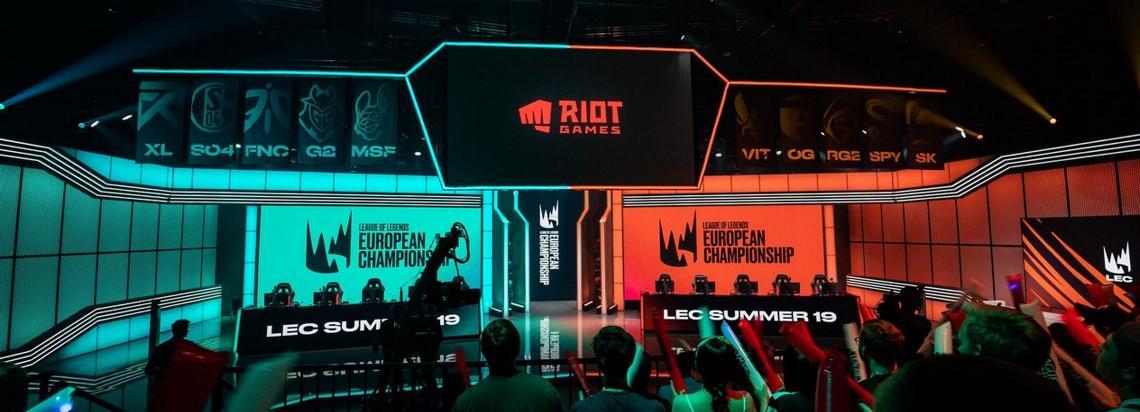 Dagens spel – förhöjt odds på LEC Summer Split 2019