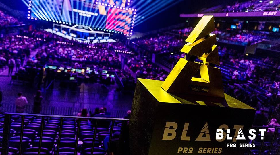 Förhöjt odds på Blast Pro Series LA 2019