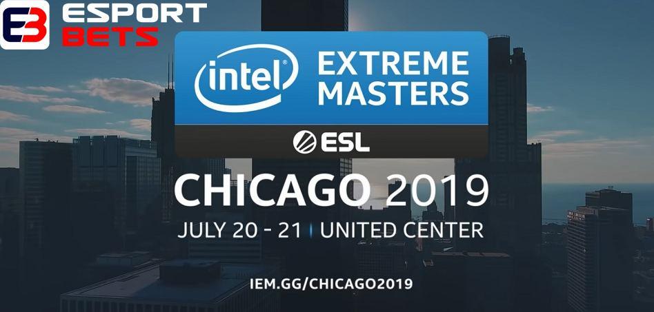 IEM Chicago 2019