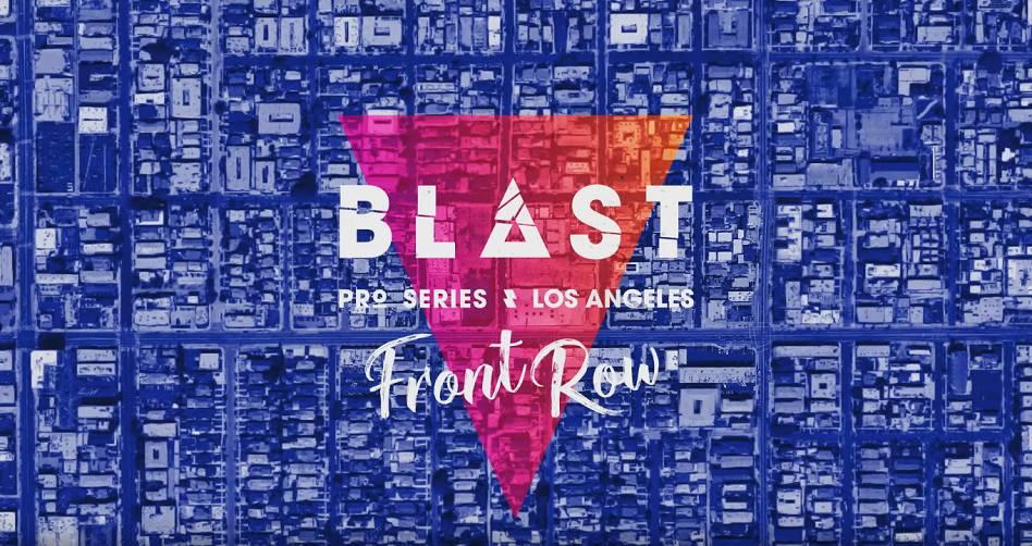 BLAST Pro Series Los Angeles 2019