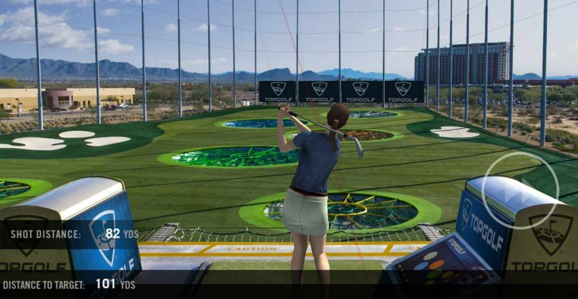 Topgolf Entertainment lanserar The European eTour tillsammans med Dreamhack