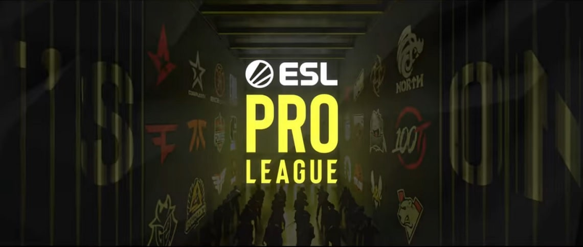Stage 2 av ESL Pro League EU – Speltips & Odds